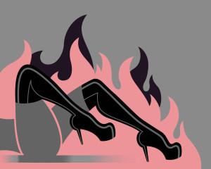 mulher-sexy-pernas-salto-alto-Jak-rozpalić-noc